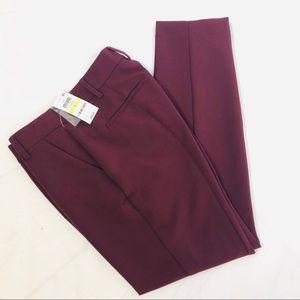 NWT Bar lll wine pants